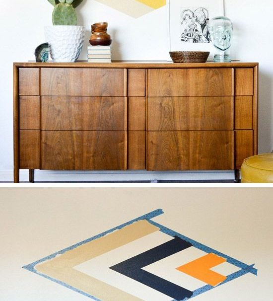 DIY Wall Art…