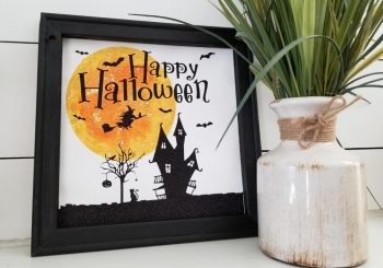 Halloween Cricut Projects with FREE SVG Files!