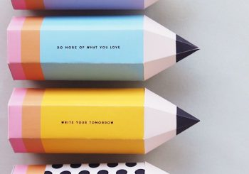 Printable Quote Pencil Boxes | DESIGN IS YAY!…