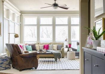 Quick Decor Changes That Make a BIG Difference – Living Room Before & After