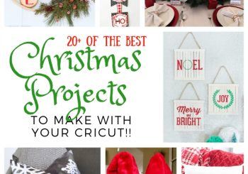 The Best Christmas Cricut Project Ideas to Make Now!