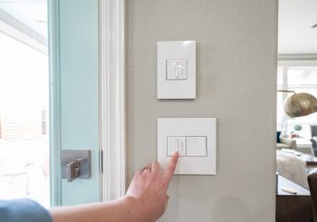 Upgrading Our Home with the adorne® Collection by Legrand