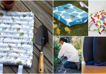 10 Easy DIY Kneeling Pads That Make Gardening Comfortable And Fun