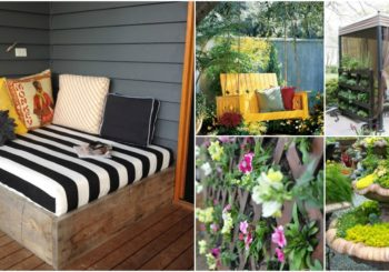 40 Easy One Day DIY Lawn And Garden Projects You'll Want To Try Today