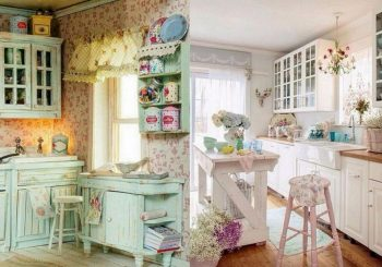 15 Incredible Shabby Chic Kitchen Ideas For Enjoyable Cooking